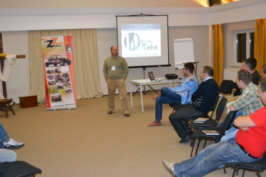 "Conference ""A day with Father"" at Valea Draganului"
